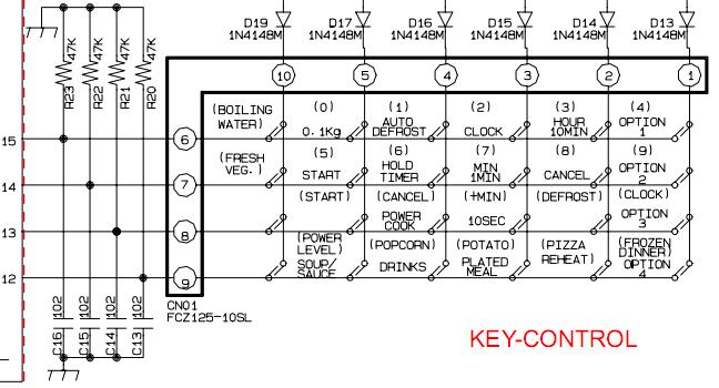 Инструкция К Микроволновке Samsung M1736nr - фото 10
