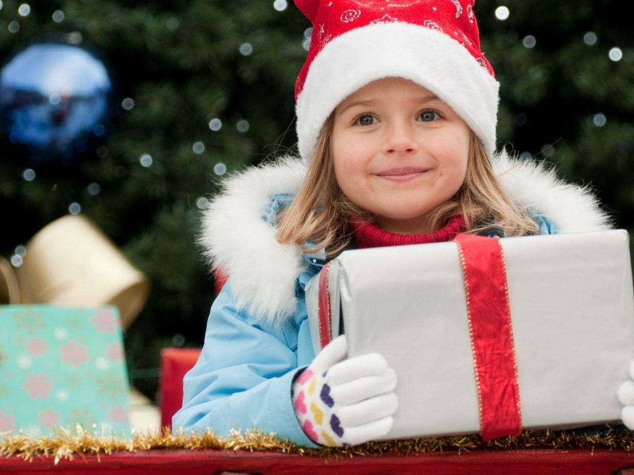 Обои/Новый год, новый год, new year, праздник, holiday, ребенок