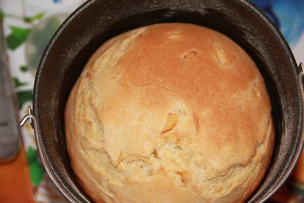 Выпечка в хлебопечке Bork