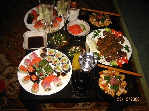 Как сделать романтический ужина дома 50
