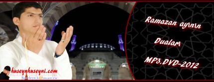 Huseyn Huseyni.Ramazan ayının duaları.2012.MP3.DVD