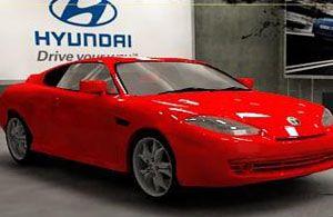 Hyundai Yarış Oyunu