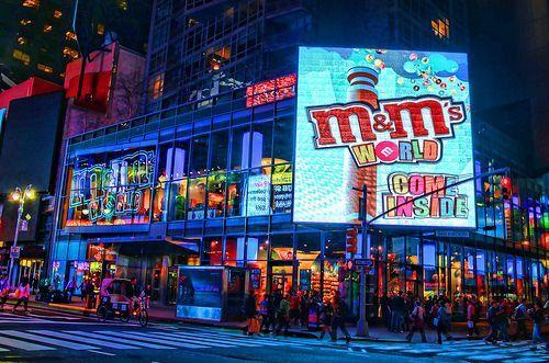 M & M's [Foto]