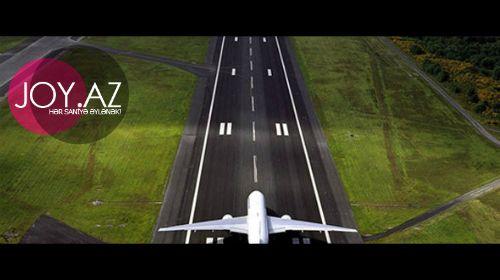 Azərbaycanda yeni hava limanı açıldı
