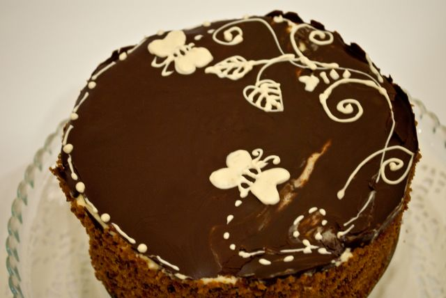 Торт медовик наливной рецепт с фото