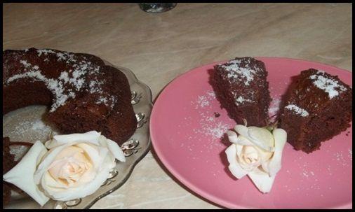 Mətbəx sirləri: Kakaolu kek